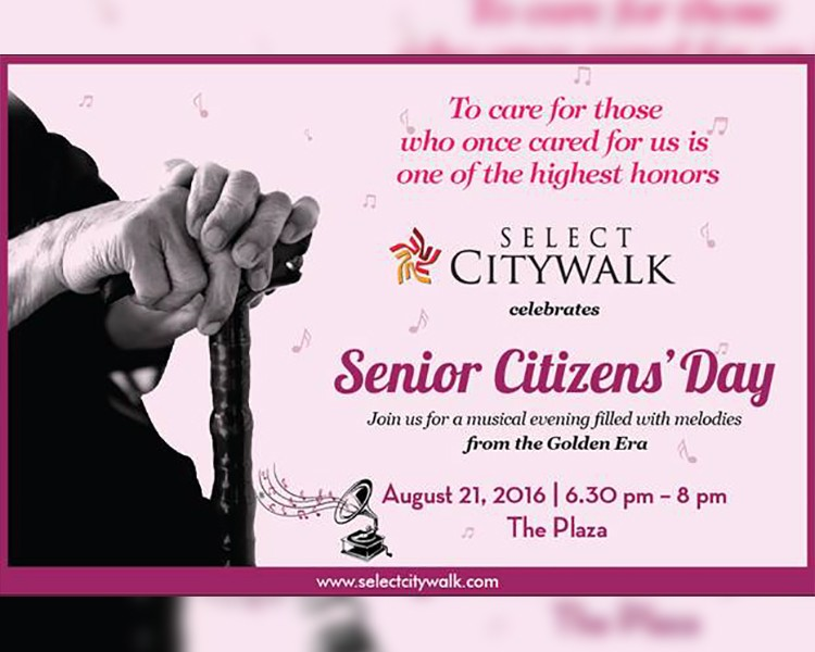 Senior Citizens' Day