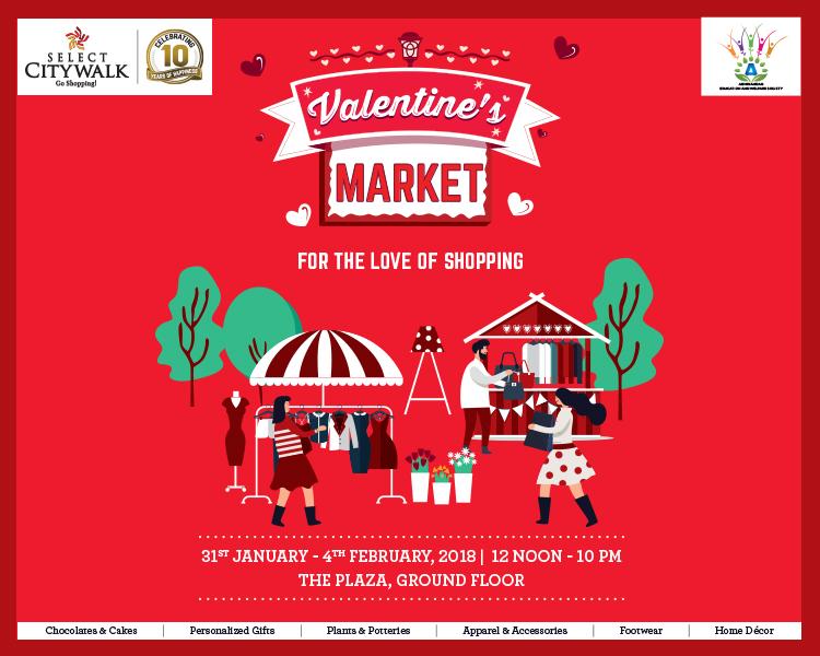 Valentines Market