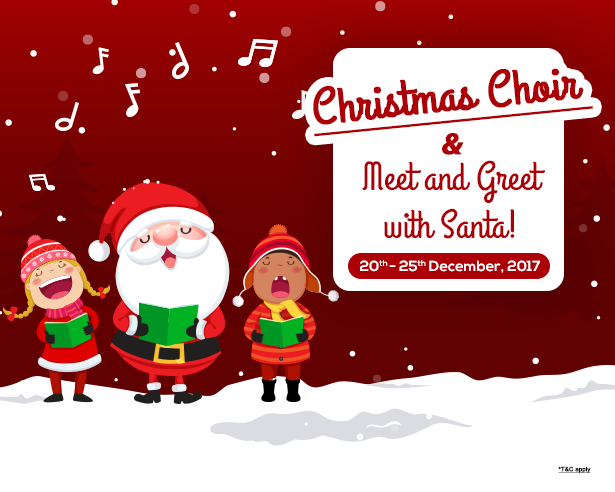 Christmas Choir And Meet & Greet with Santa