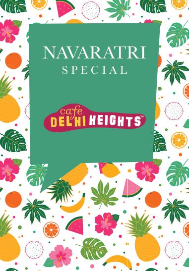 Cafe Delhi Heights Comfort