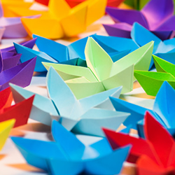 Origami Comes To Life At Select CITYWALK