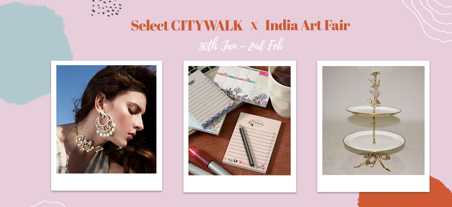 Celebrating Art Together - Select CITYWALK X India Art Fair