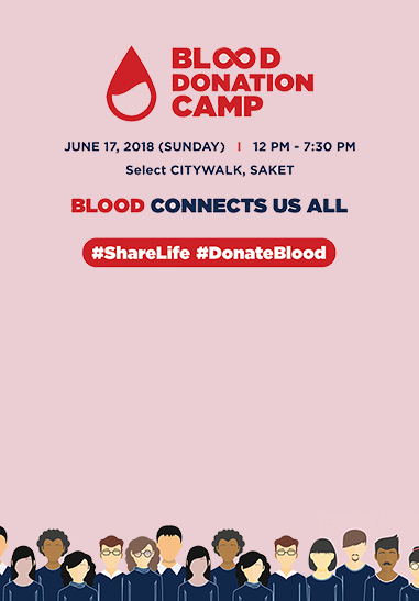 Donate Blood To Save A Life