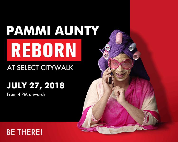 Pammi Aunty Reborn