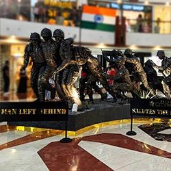 Saluting The Heroes on Kargil Diwas