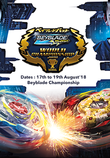 Beyblade Burst National Championship 2018