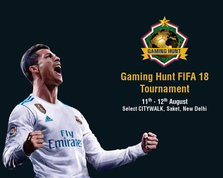 Gaming Hunt FIFA 18 Tournament