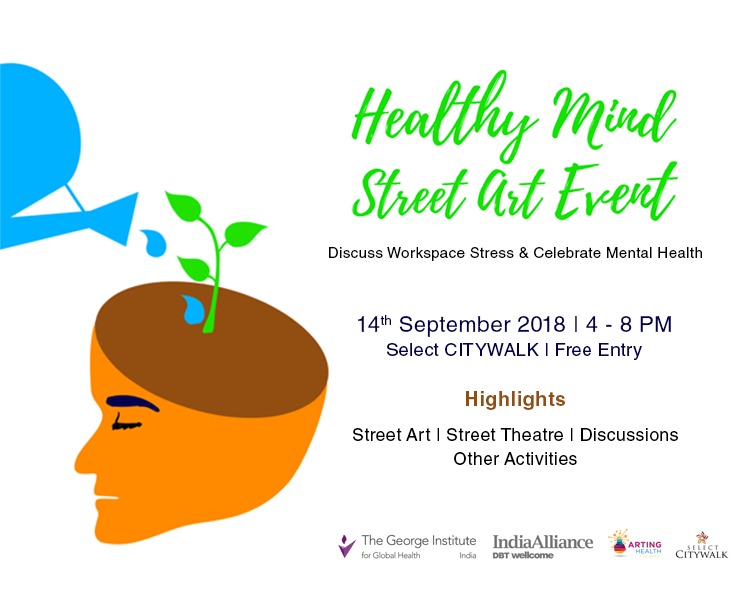 Healthy Mind Street Art Event