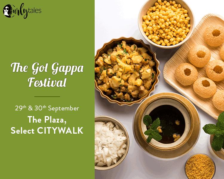 The Gol Gappa Festival
