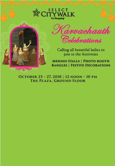 KarvaChauth Celebrations
