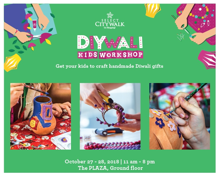 Diywali Kids Workshop