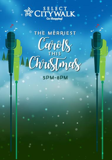 The Merriest Carols this Christmas