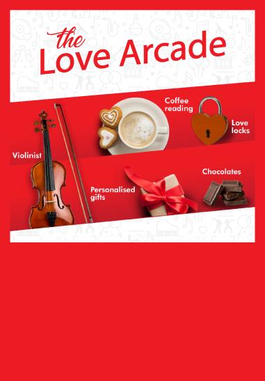 The Love Arcade