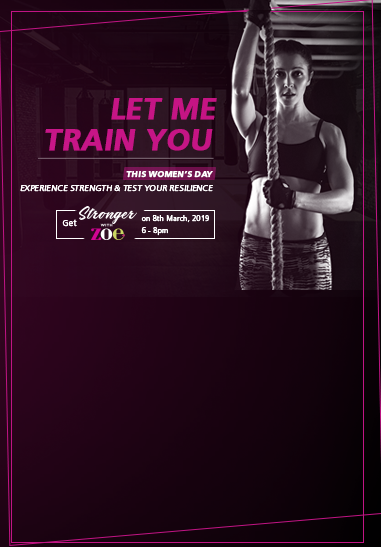 Let Me Train You