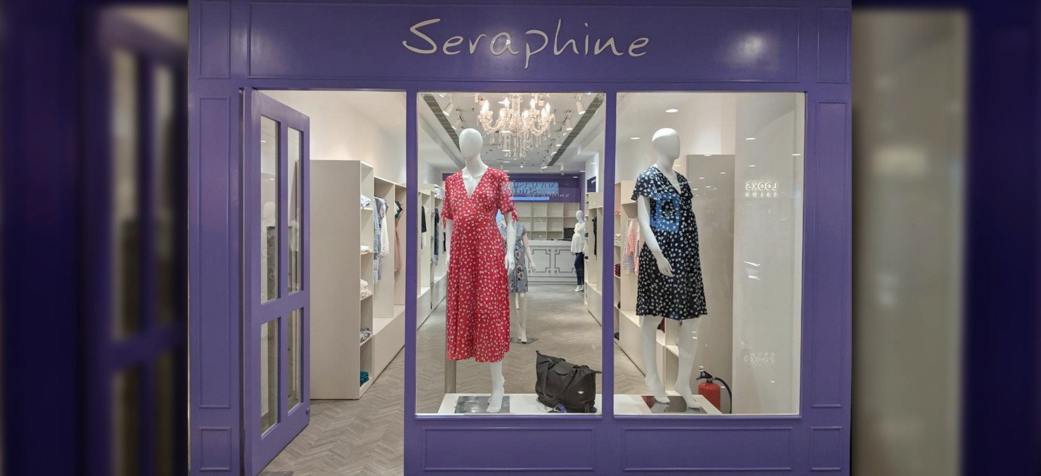 Opening of Seraphine and Love Moschino at Select CITYWALK