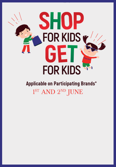 KIDS- Shop & Get