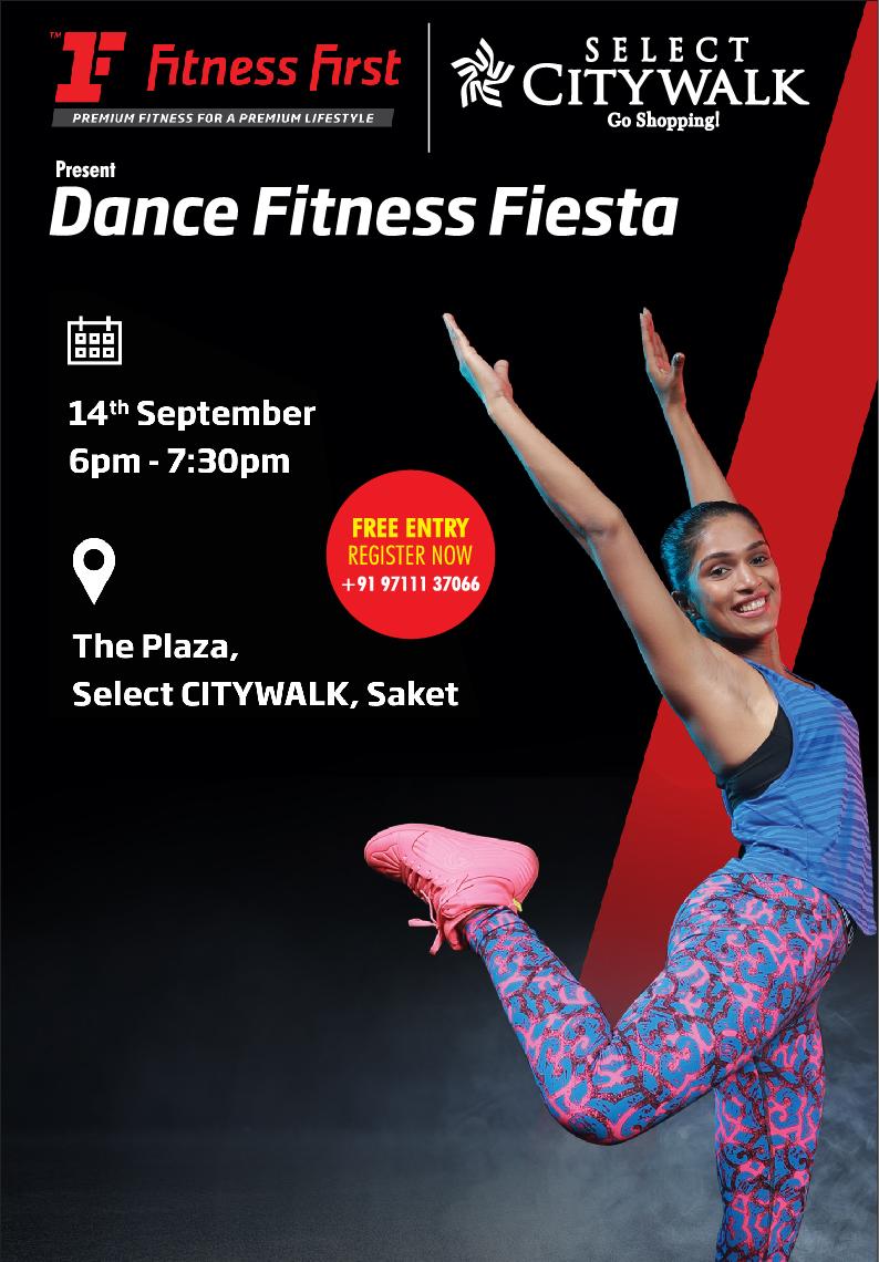 Dance Fitness Fiesta