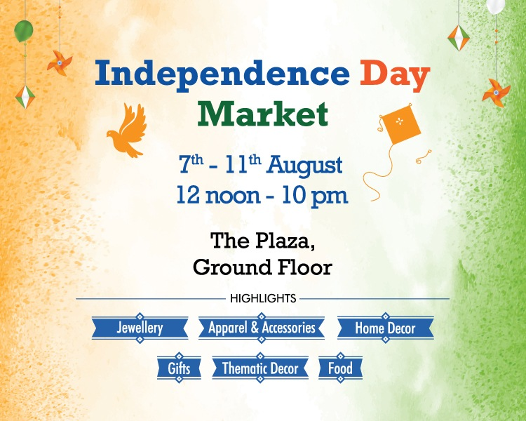 Independence day market
