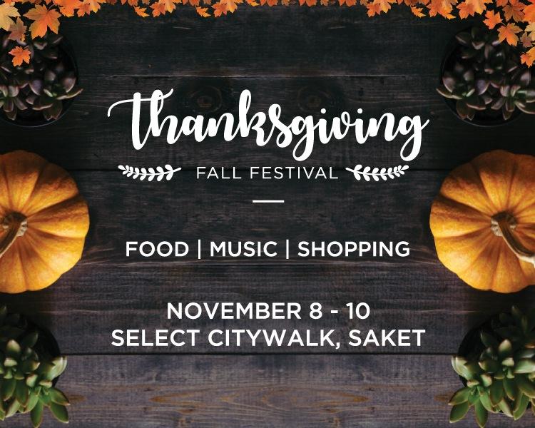 Thanksgiving Fall Festival