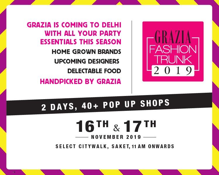 GRAZIA Fashion Trunk 2019