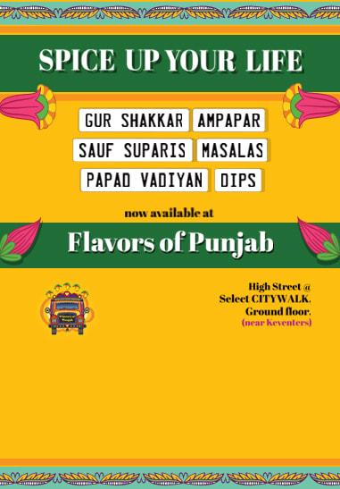 Flavors of Punjab