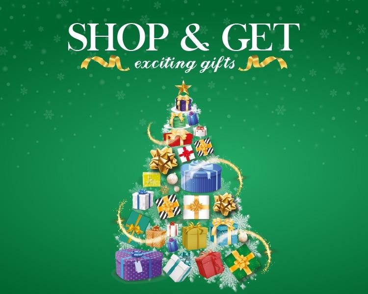 Shop & Get