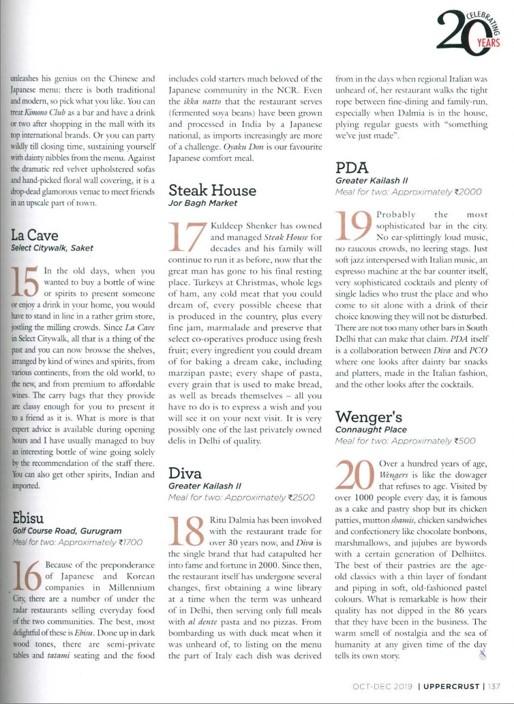 Uppercrust Magazine
