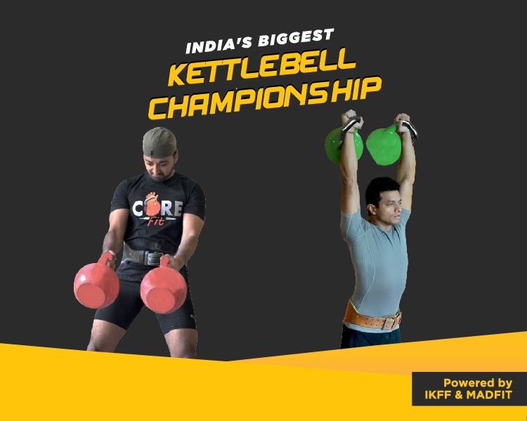 India's Biggest 'Kettlebell Championship'
