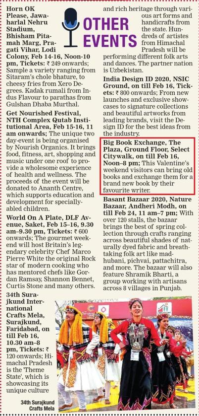 Delhi Times - What's Hot