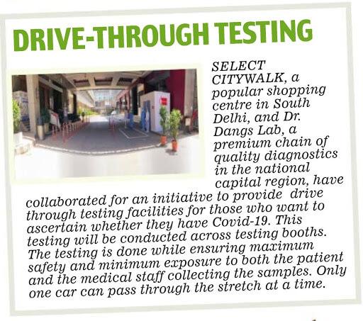 drive-through-testing