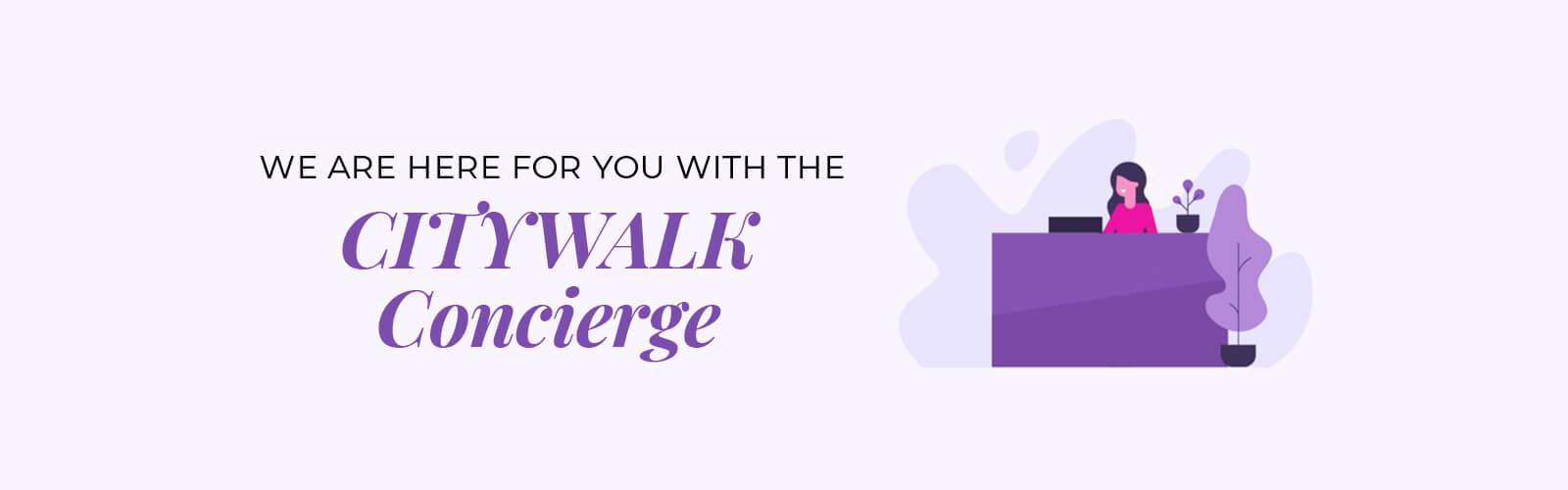 CITYWALK Concierge-desktop