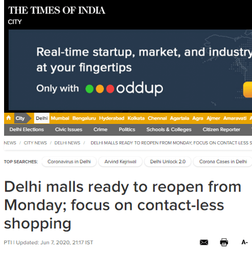 delhireadyto rweopenTimes of India-new