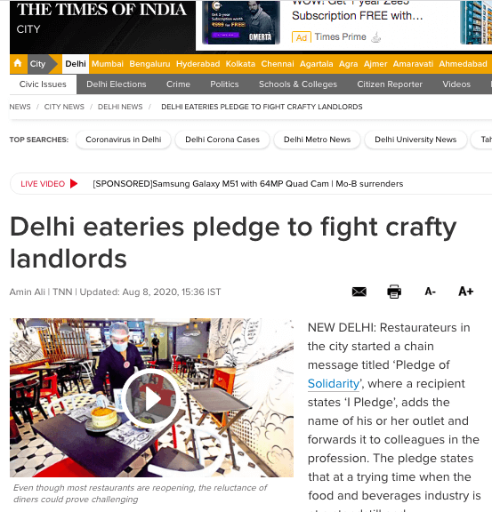 city-eateries-pledge-to-fight-crafty-landlord
