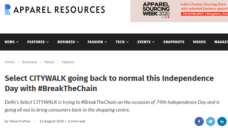 select-citywalk-going-back-normal-independence-day-breakthechain