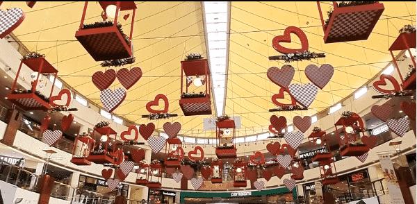 Valentine's Day as a celebration